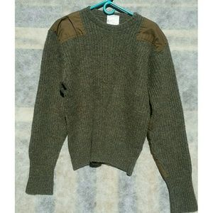 "Brigade Quartermaster ""Woolly Pulley"" Sweater"